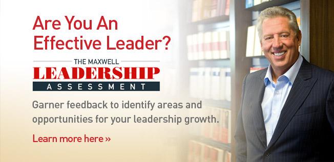 Sample Member - John Maxwell Certified Team Member